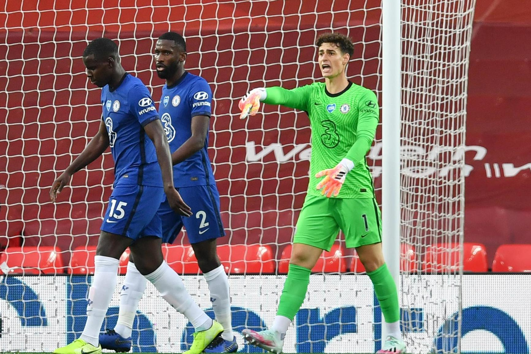 Exciting Chelsea transfers mean nothing if Kepa keeps his place, says Jamie Carragher