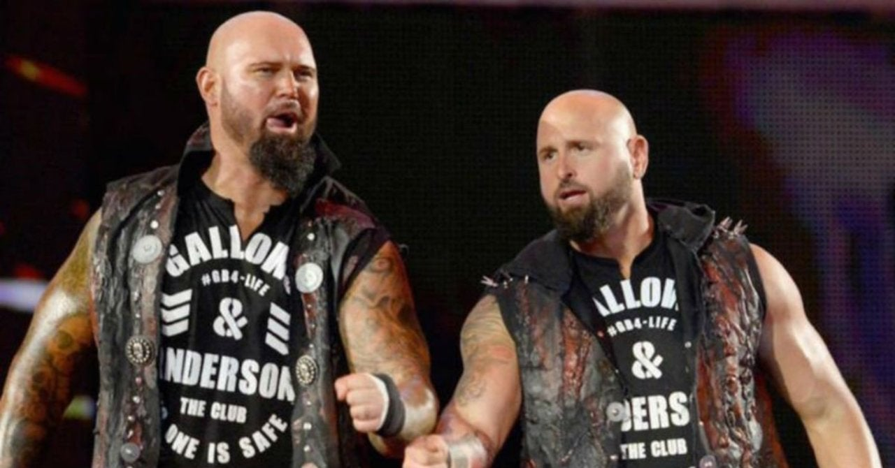 Former WWE Stars Luke Gallows and Karl Anderson Affirm They've Signed With Affect Wrestling