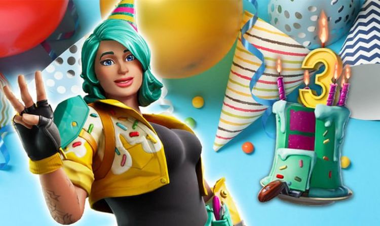 Fortnite birthday event CANCELLED? Mystery surrounds 3rd birthday celebrations | Gaming | Entertainment