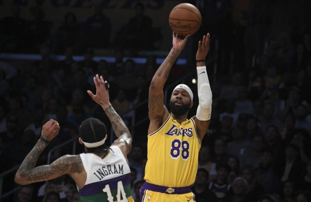 Frank Vogel Gives Worrisome Response When Asked About Markieff Morris' Availability for Lakers