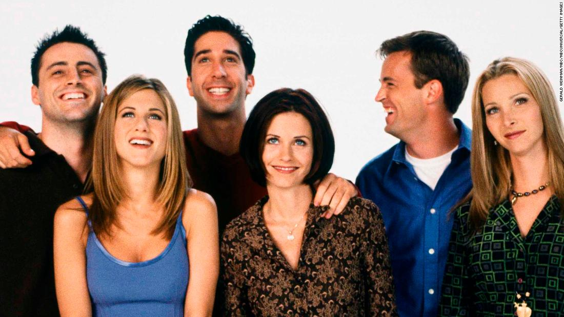 'Friends' reunion could start out filming next month, David Schwimmer says