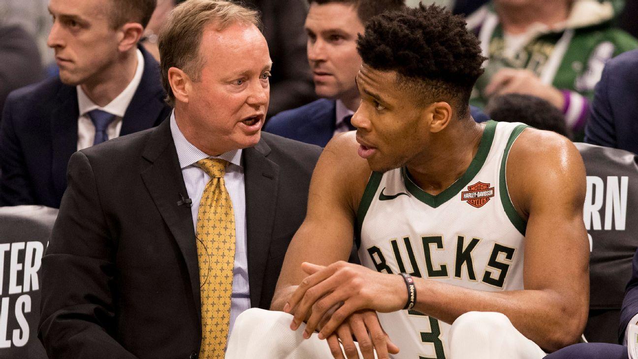 Giannis Antetokounmpo justifies to win back-to-back MVPs, Bucks mentor Mike Budenholzer says