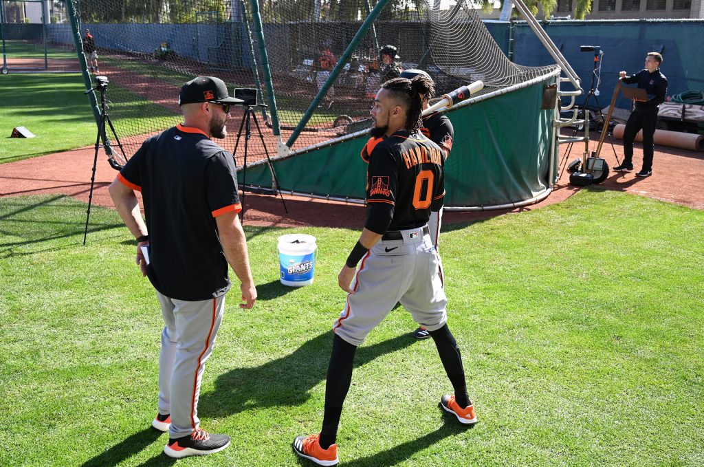 Giants Put Billy Hamilton, Jarlin Garcia On Injured List