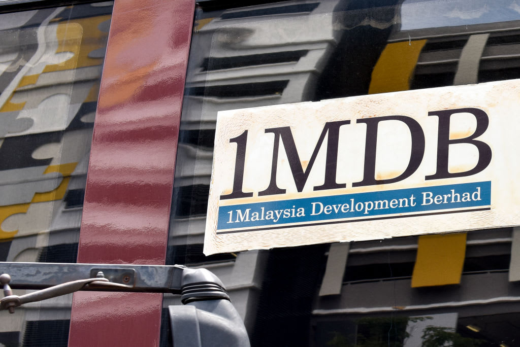 Goldman Sachs and Malaysia access a settlement arrangement more than 1MDB scandal, sources say