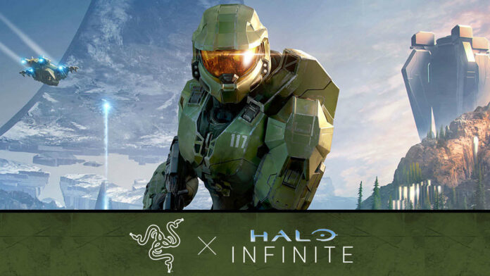 Halo Infinite Xbox And PC Razer Peripherals Are Coming