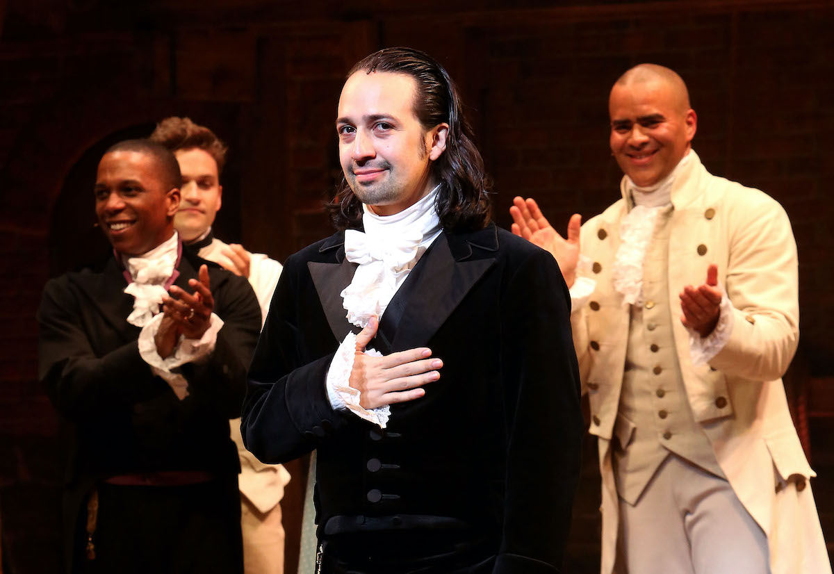 'Hamilton' Fans Want to Know if the Disney+ Movie Could Become an Oscar Winner in 2021
