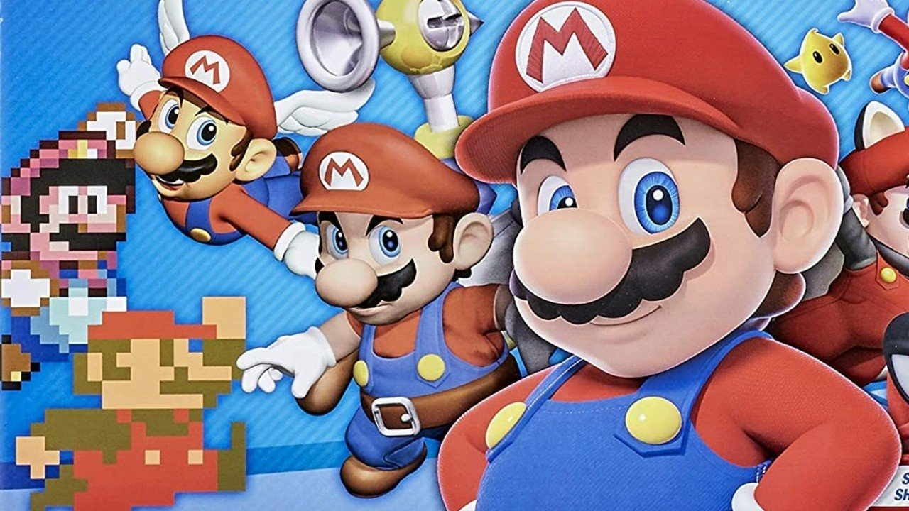 Hasbro Celebrates Super Mario's 35th Anniversary With Monopoly And Jenga