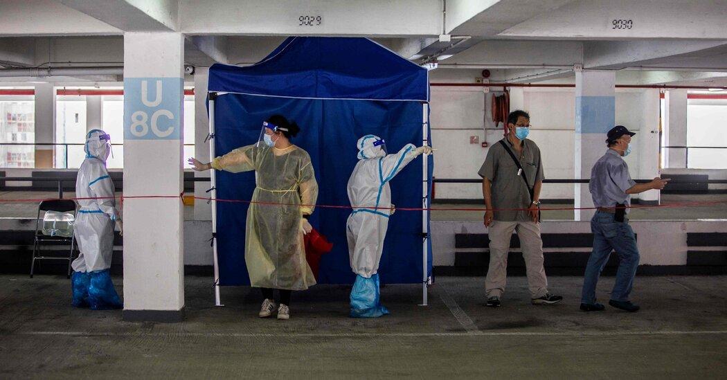 Hong Kong Puzzled by New Coronavirus Wave
