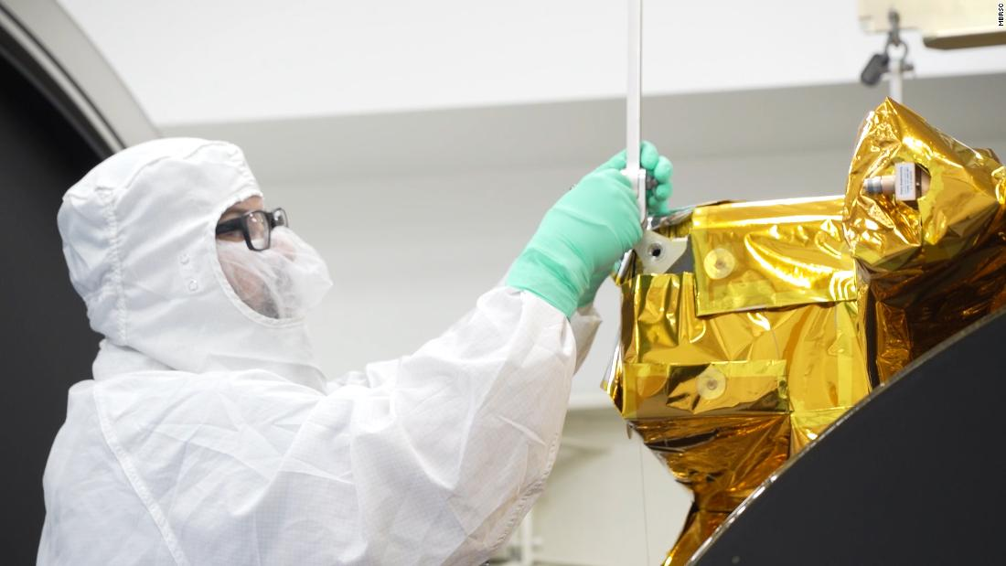 How the UAE Hope Mars mission will make history