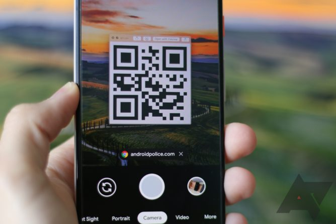 How to scan QR codes on your Android phone safely and for free