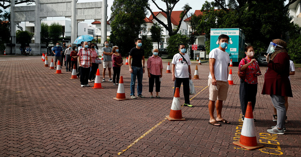 In Singapore, an Orderly Election and a (Rather) Surprising Outcome