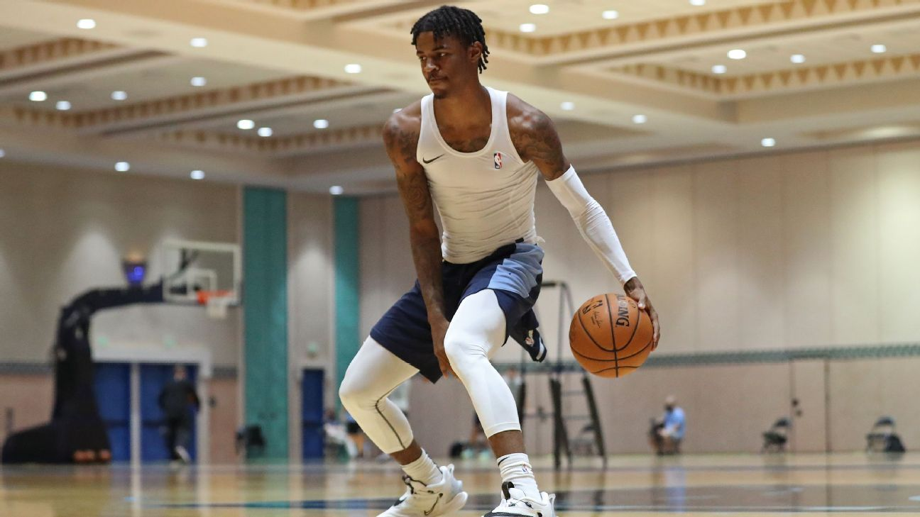 Ja Morant — NBA's perform-in structure for very last playoff location unfair to Memphis