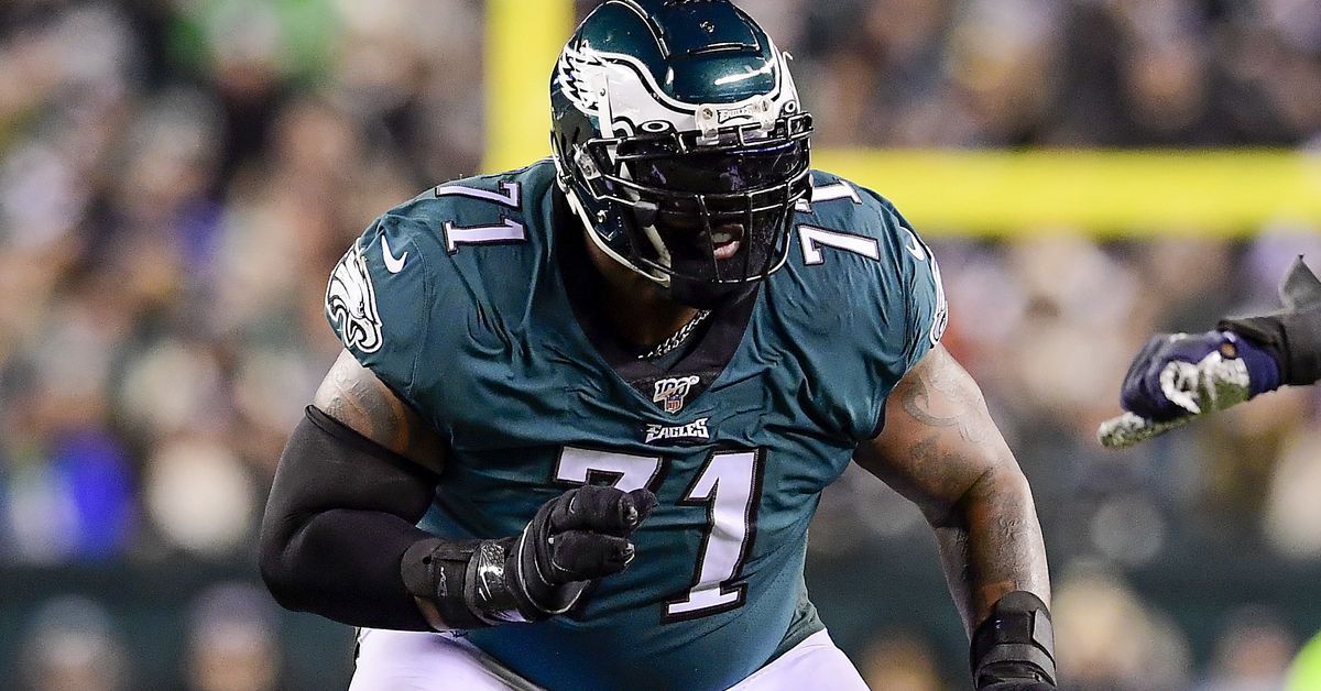 Jason Peters, Eagles agree to a single-year agreement and situation alter
