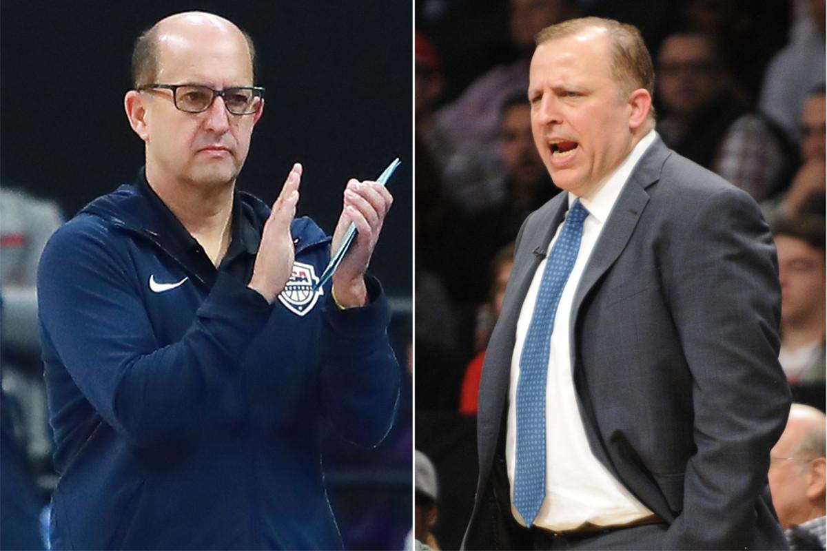Jeff Van Gundy slams 'slander' bordering Knicks' Tom Thibodeau