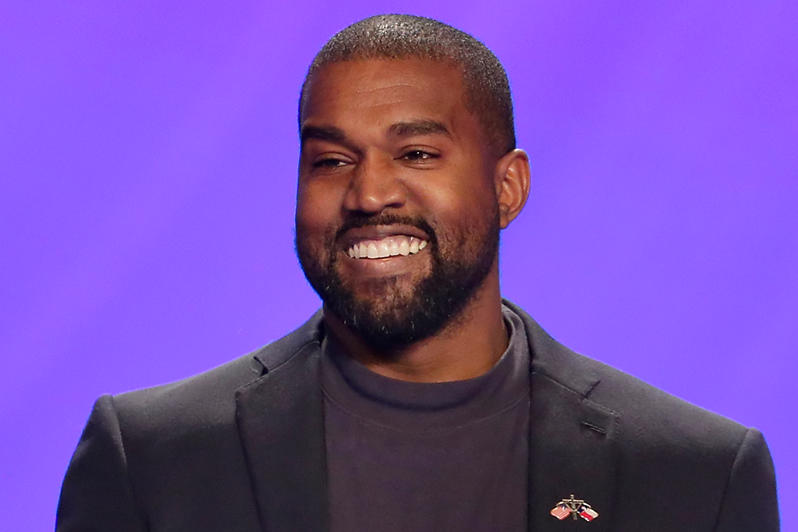Kanye schedules campaign function in South Carolina