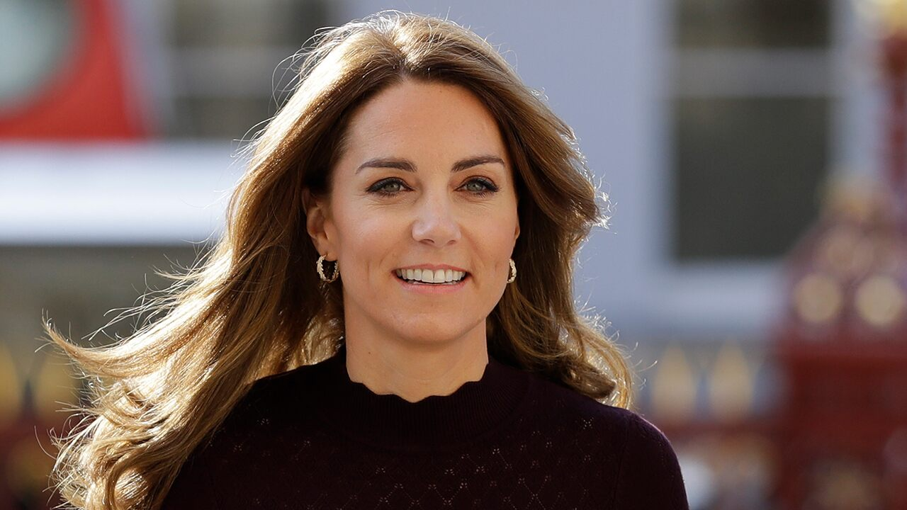Kate Middleton shares new shots of Prince George for royal's 7th birthday