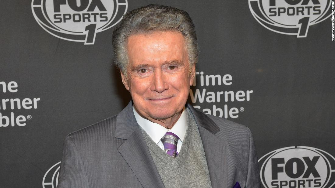 Kathie Lee Gifford, Kelly Ripa and more pay tribute to Regis Philbin