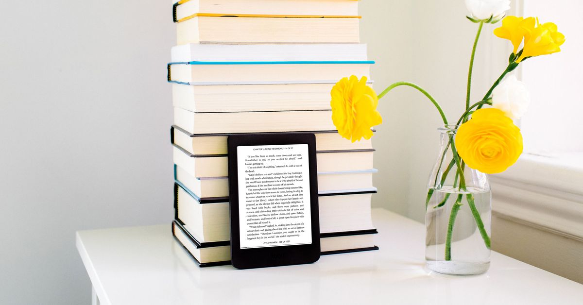 Kobo's $99.99 Nia is its new entry-amount e-reader