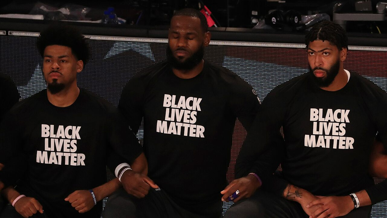 LeBron James on kneeling protest in the course of countrywide anthem: 'I hope we made Kap proud'