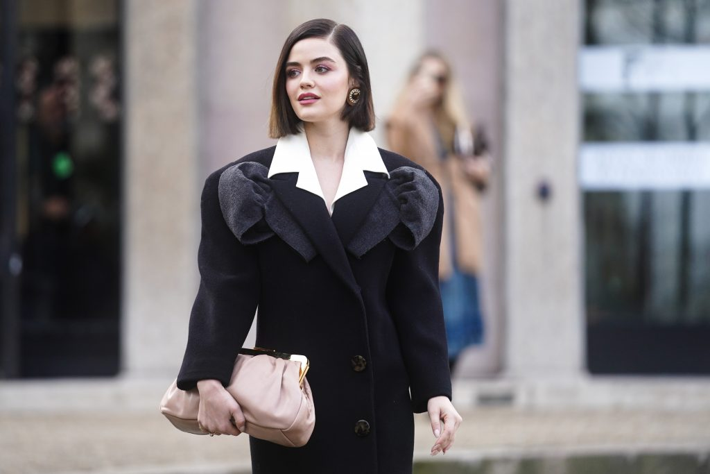 Lucy Hale Receives Assist From Her 'Pretty Minor Liars' Relatives