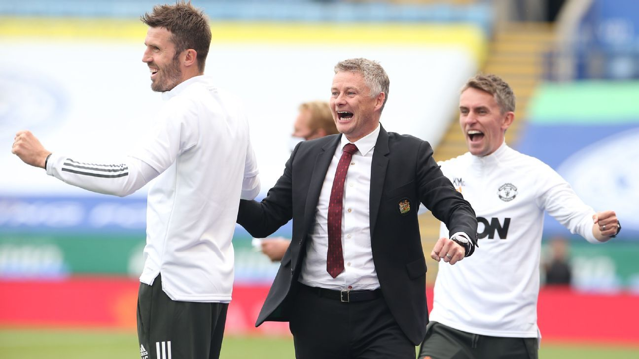 Manchester United secured Champions League on final day, but the real rebuild begins now
