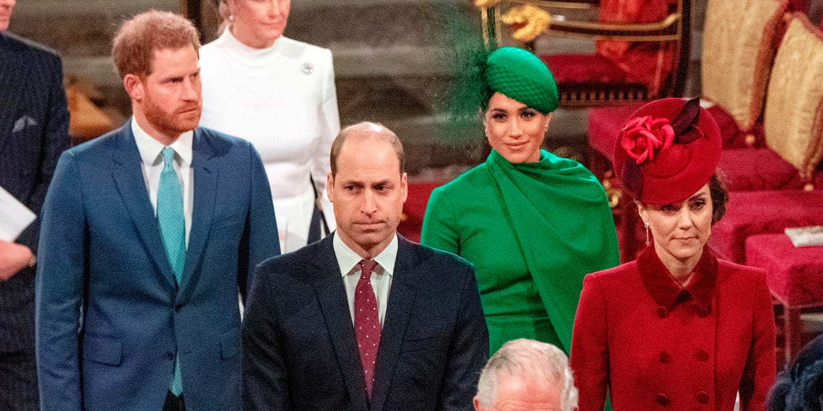 Meghan Markle and Prince Harry hardly spoke to William and Kate, reserve claims