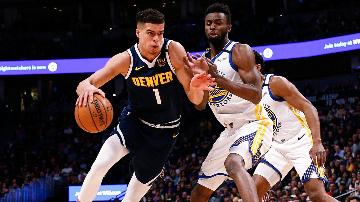 Michael Porter Jr says coronavirus is being used for 'bigger agenda'