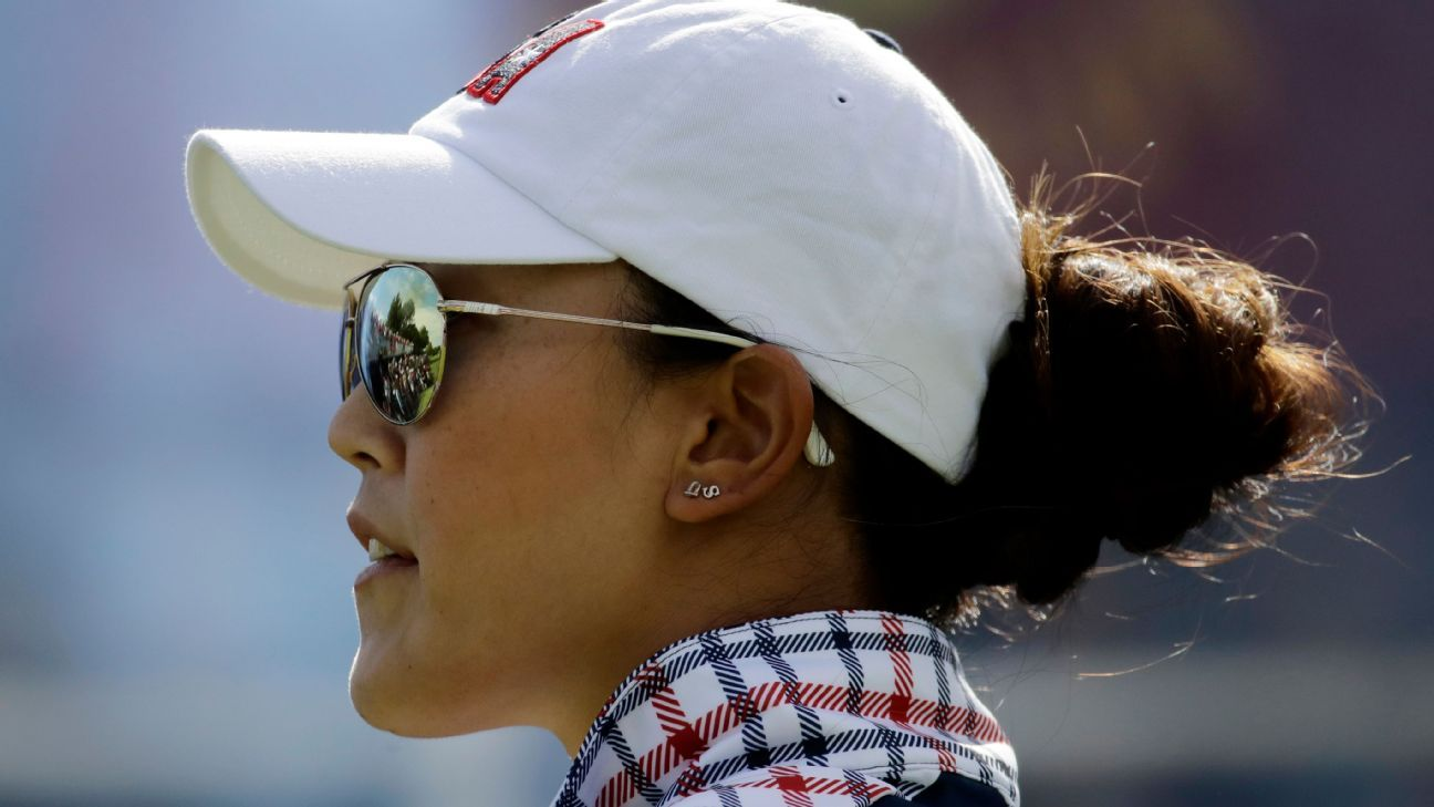 Michelle Wie West to be assistant captain for Solheim Cup