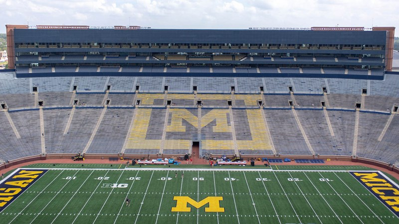 Michigan Announces Ticket Policies for 2020 Football Season