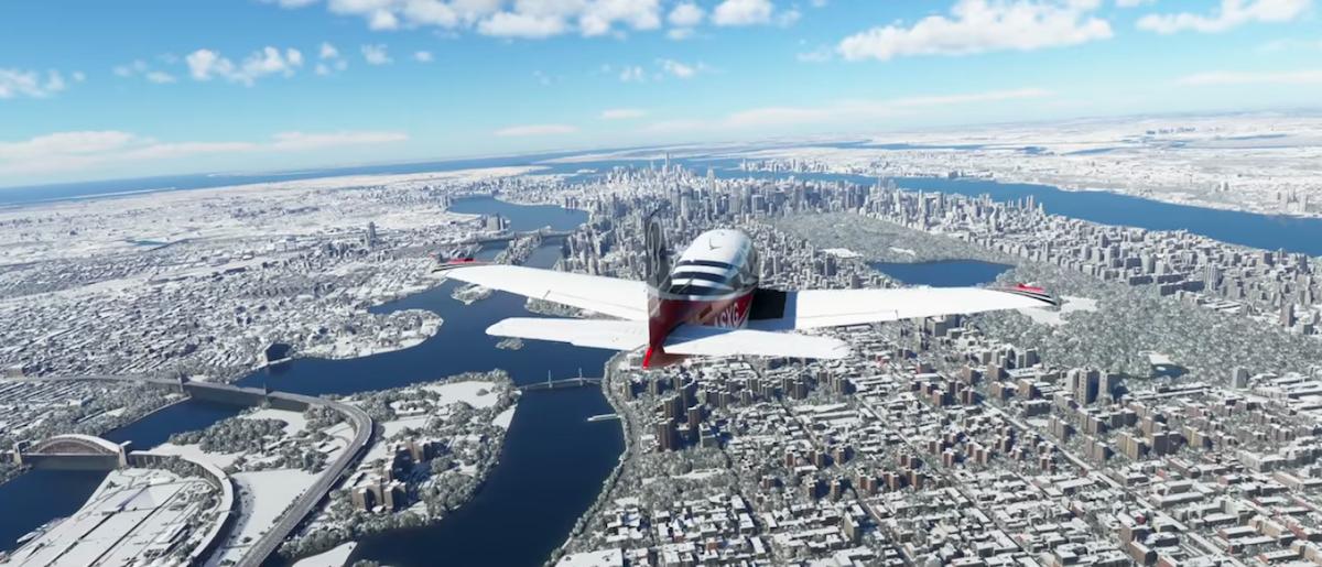 Microsoft Flight Simulator 2020 Debuts August 18