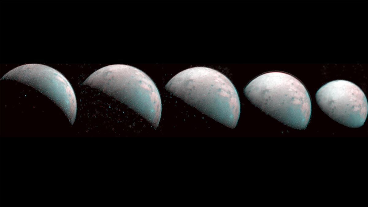NASA's Juno Spacecraft Can take To start with Pictures of Jupiter Moon Ganymede's North Pole