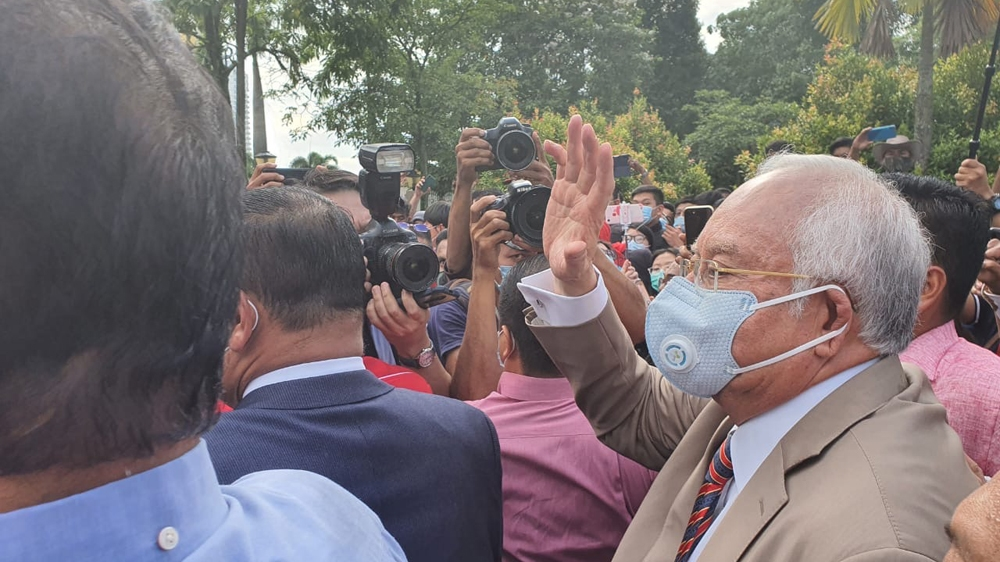 Najib faces 1MDB verdict as Malaysian political ground shifts   Information