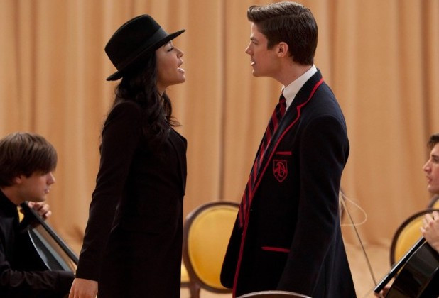 Naya Rivera Loss of life: Grant Gustin Was 'Intimidated' By 'Glee' Co-Star