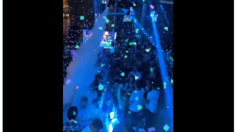 Online video of downtown bar packed with unmasked patrons sparks outrage | Off the Menu