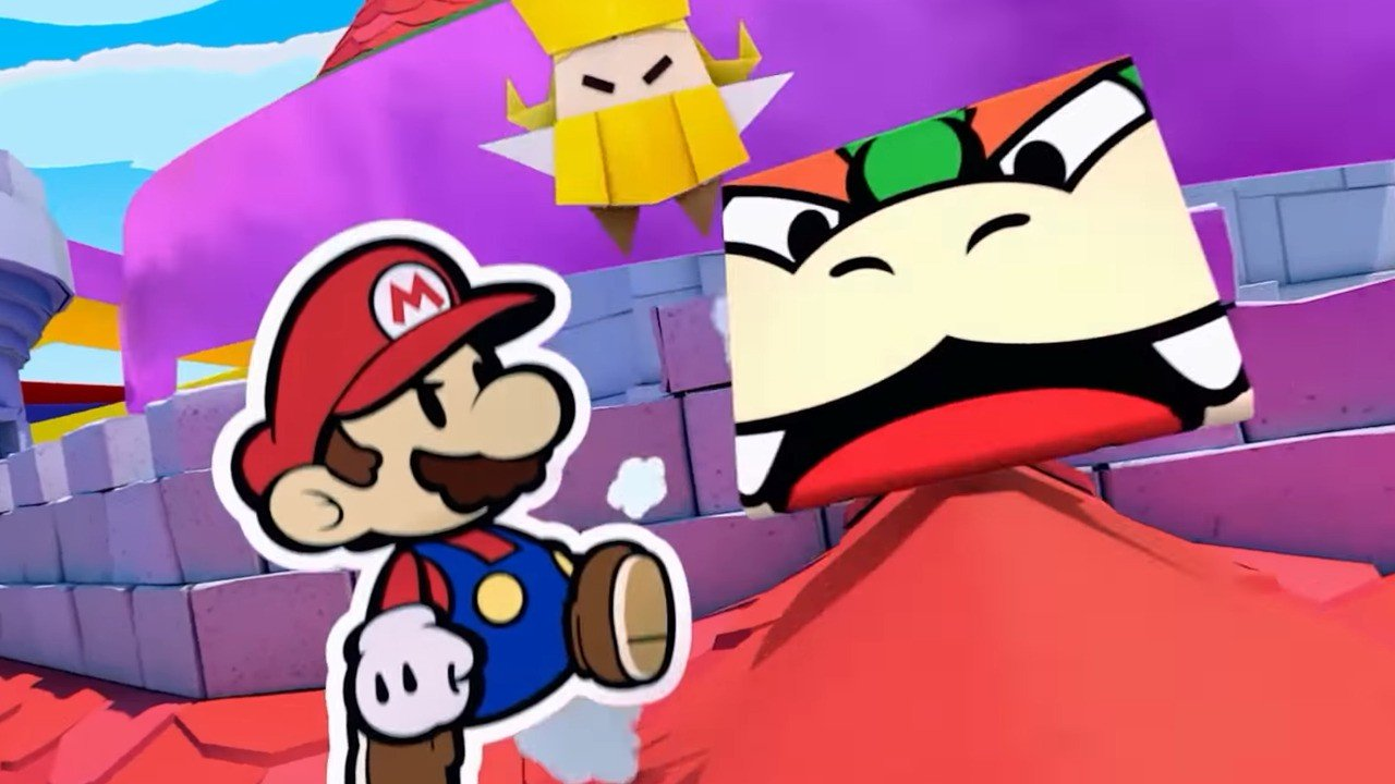 Paper Mario Producer Says It's No Longer Possible To Modify Mario Characters