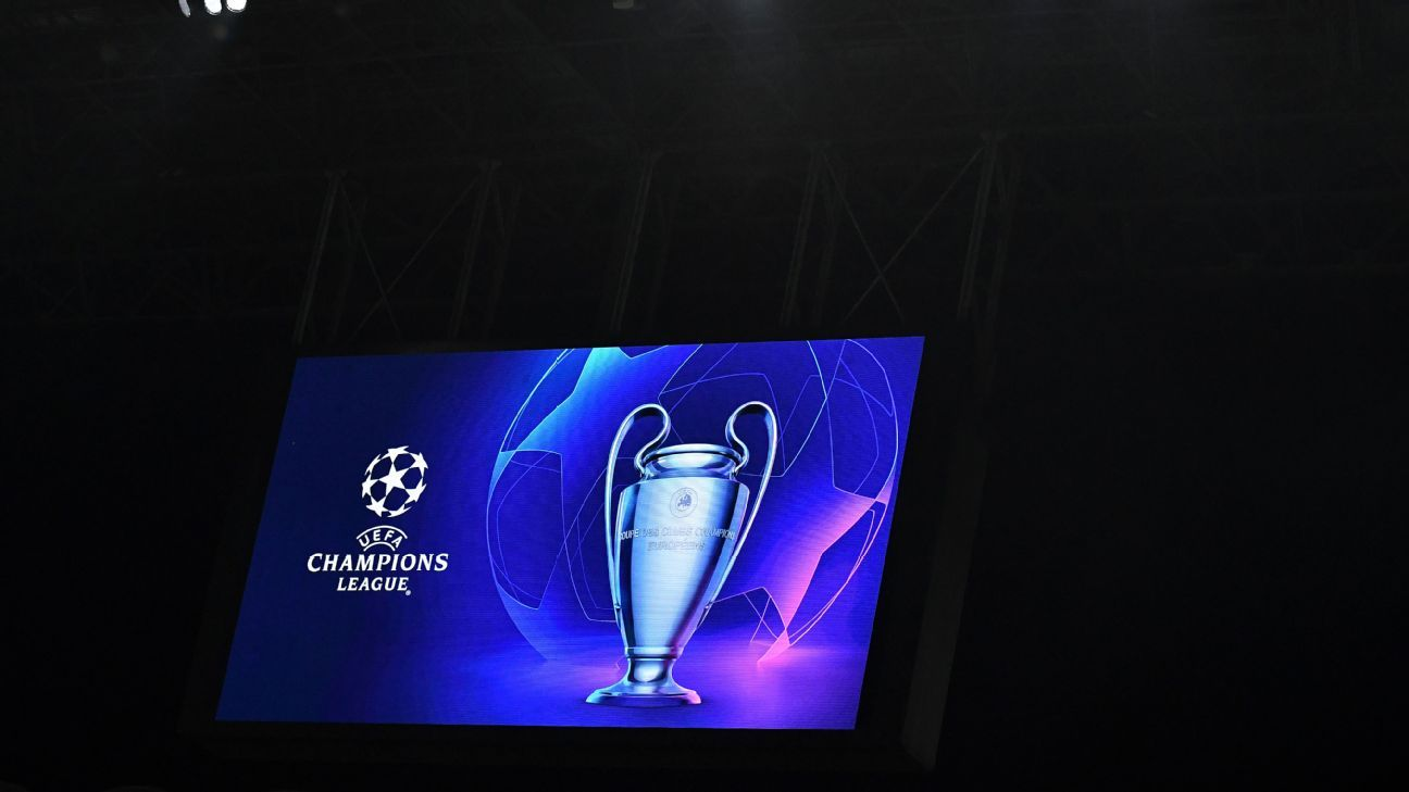 LIVE UEFA Champions League draw for 2020 quarterfinals, semifinals