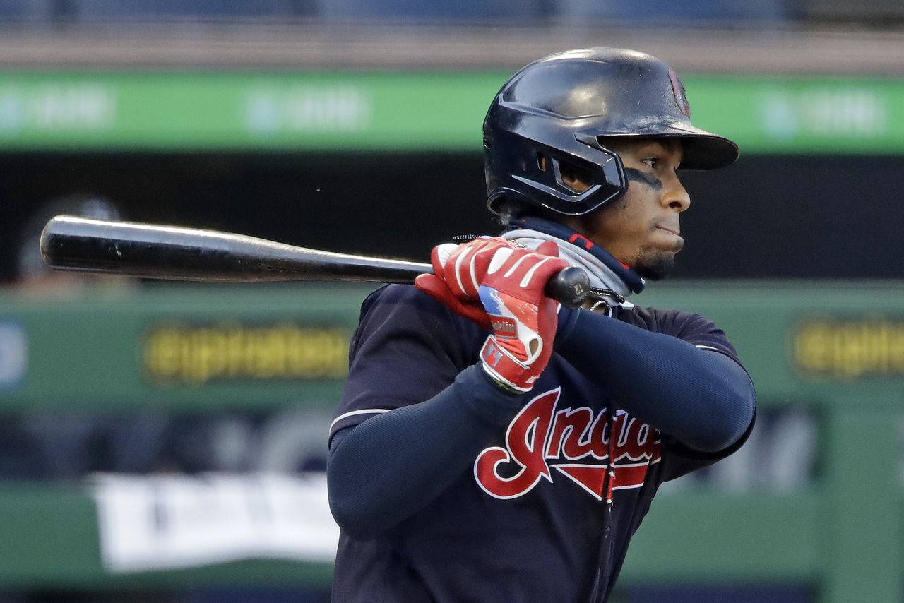 Road excursion: Cleveland Indians rally to conquer Pirates, 5-3, irrespective of damaged-down bus