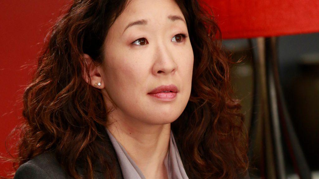 Sandra Oh as Cristina Yang on 'Grey's Anatomy' Season 9