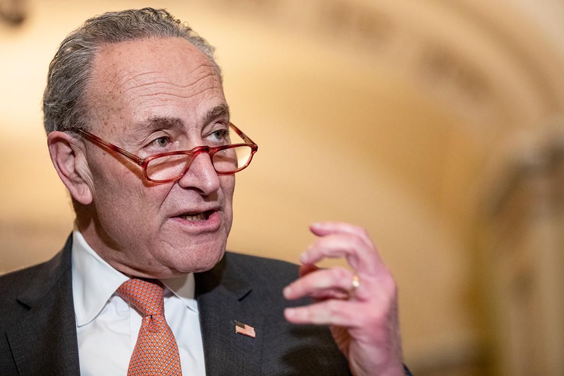 Senate Dems demand Trump's each day intelligence briefings on Russian bounties