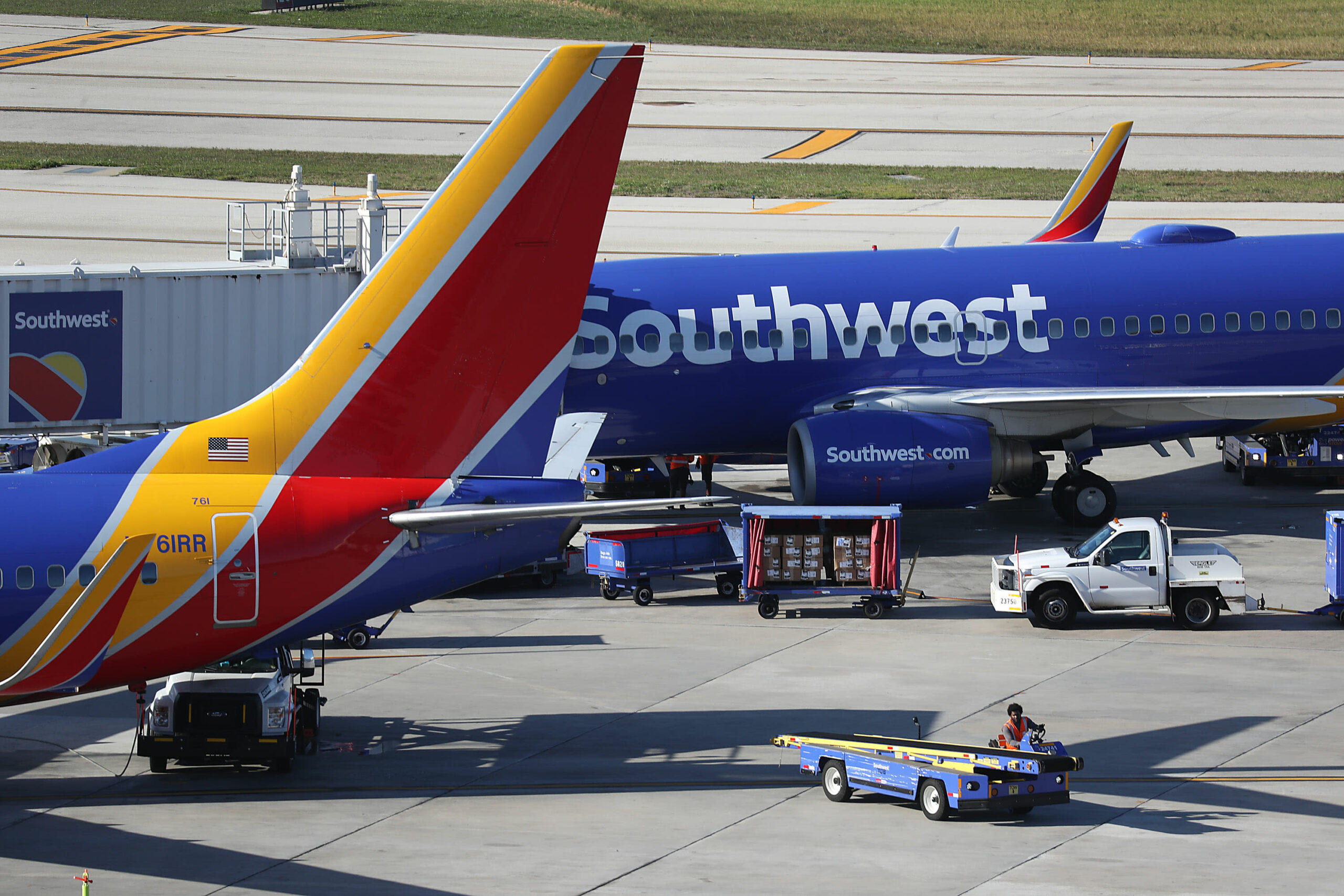 Southwest Airlines (LUV) posts Q2 loss, warns on weak demand because of coronavirus