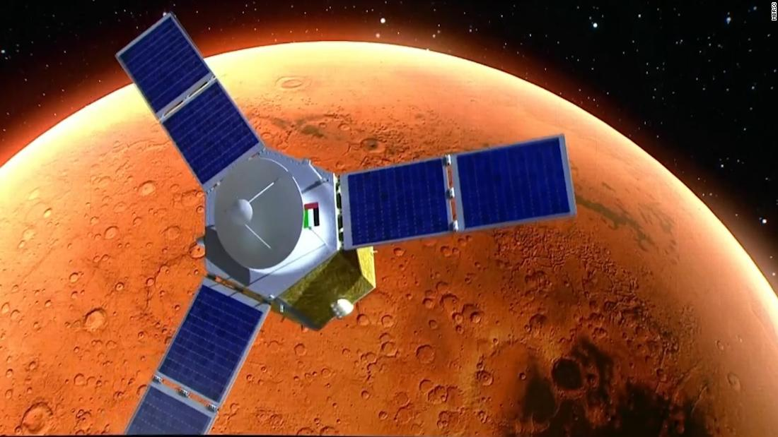 The UAE has properly introduced the Arab world's to start with Mars mission
