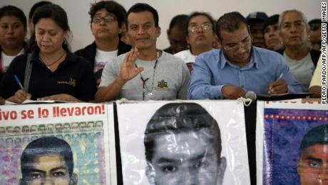 A mystery surrounds Mexico's missing students, five years later