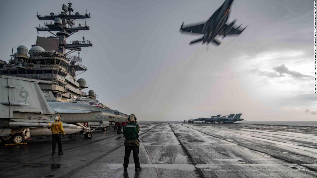 Trump's risky nose-to-nose challenge to China in the South China Sea (opinion)