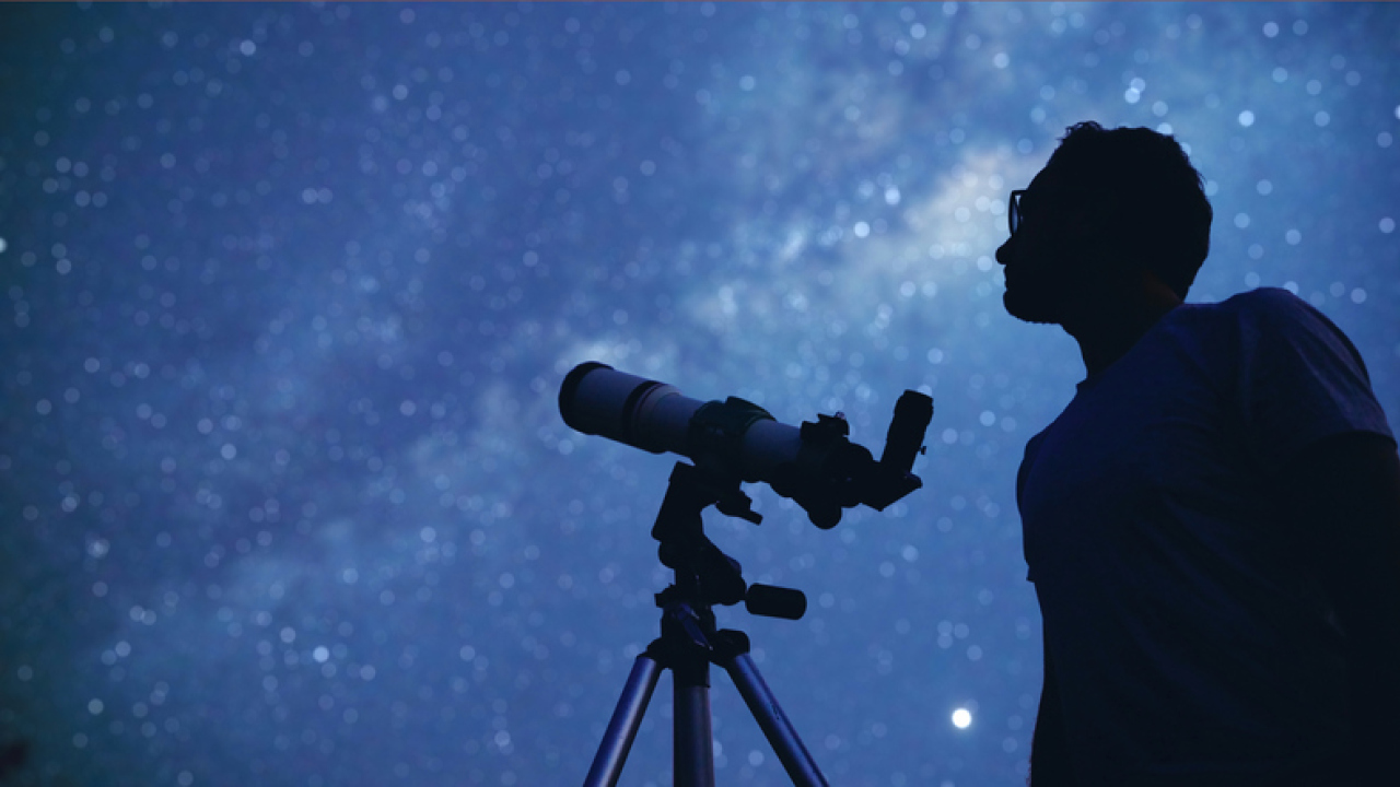 Two meteor showers peak tonight – very best time for viewing