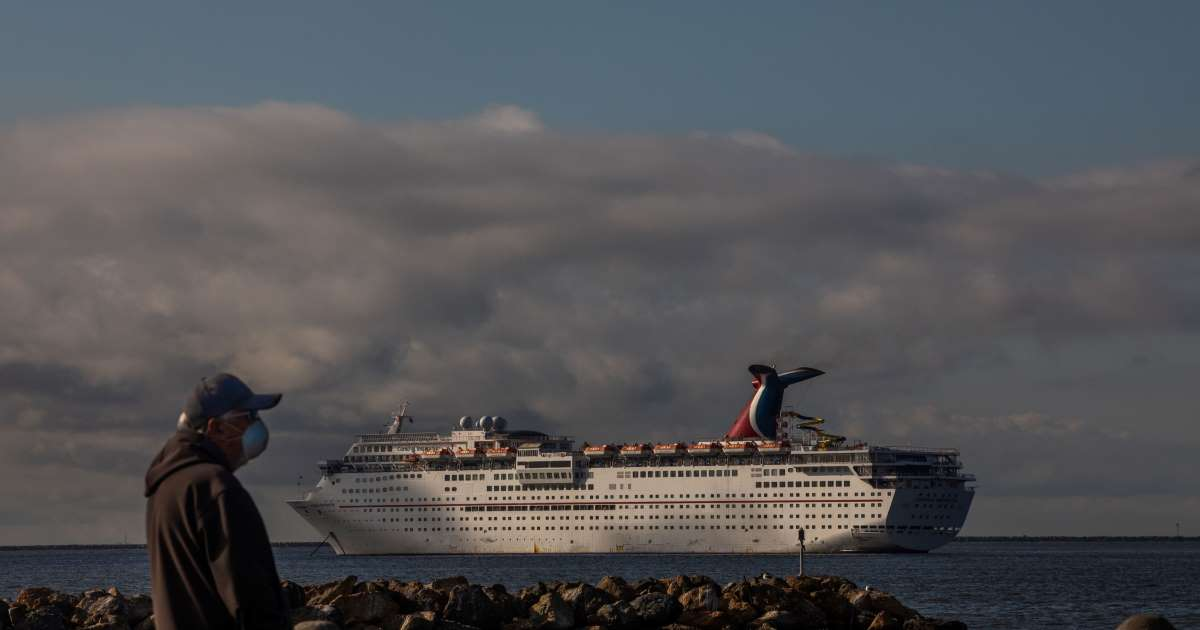 12,000 workers nevertheless stranded on cruise ships in American waters mainly because of coronavirus