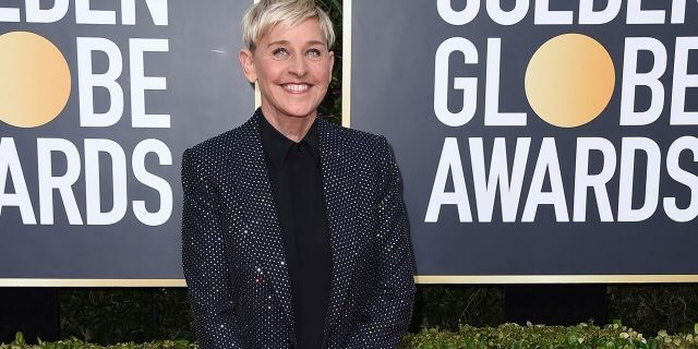 Ellen DeGeneres. (Photo by Jordan Strauss/Invision/AP, File)