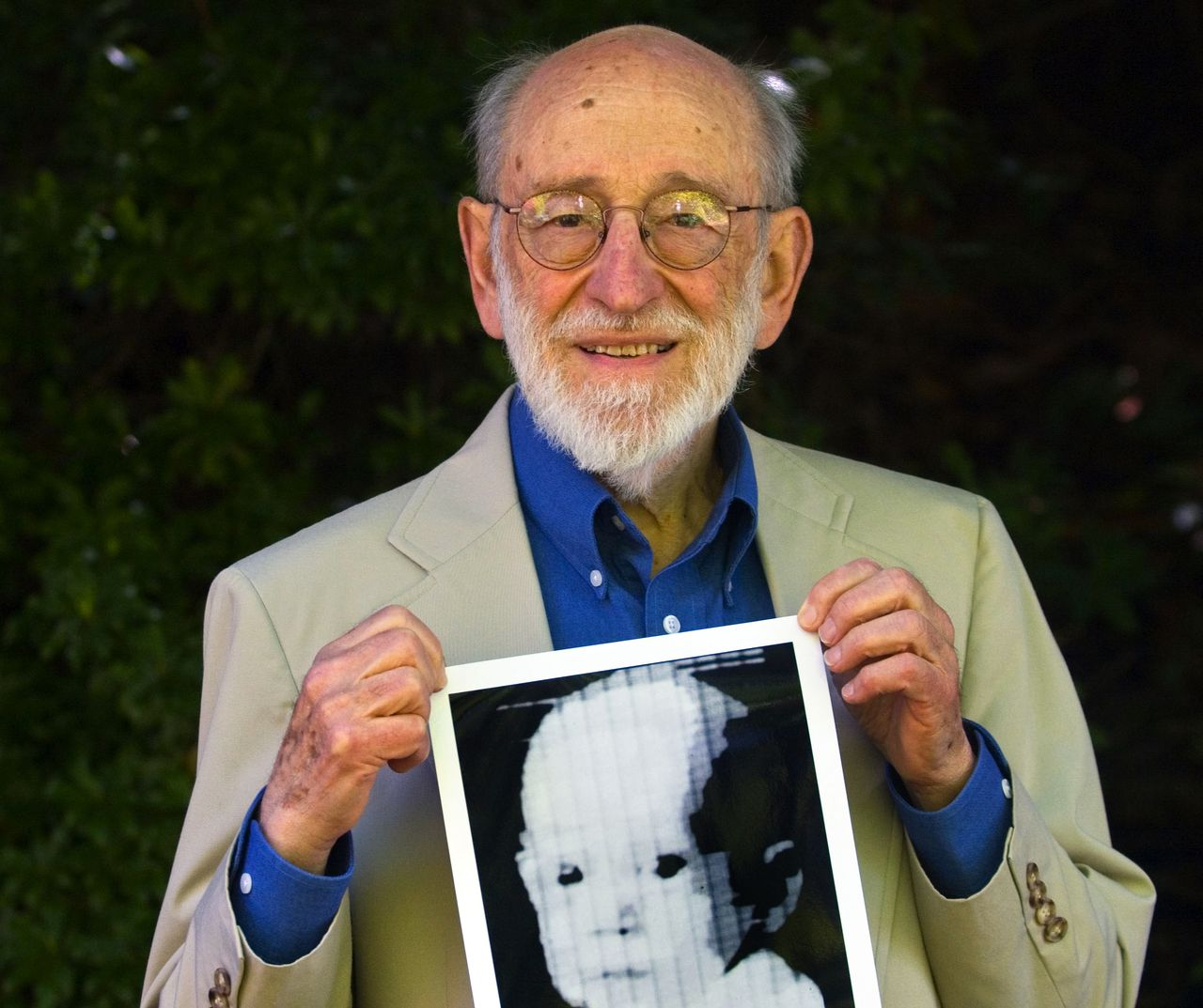 Russell Kirsch, inventor of the pixel, dies in Oregon at age 91