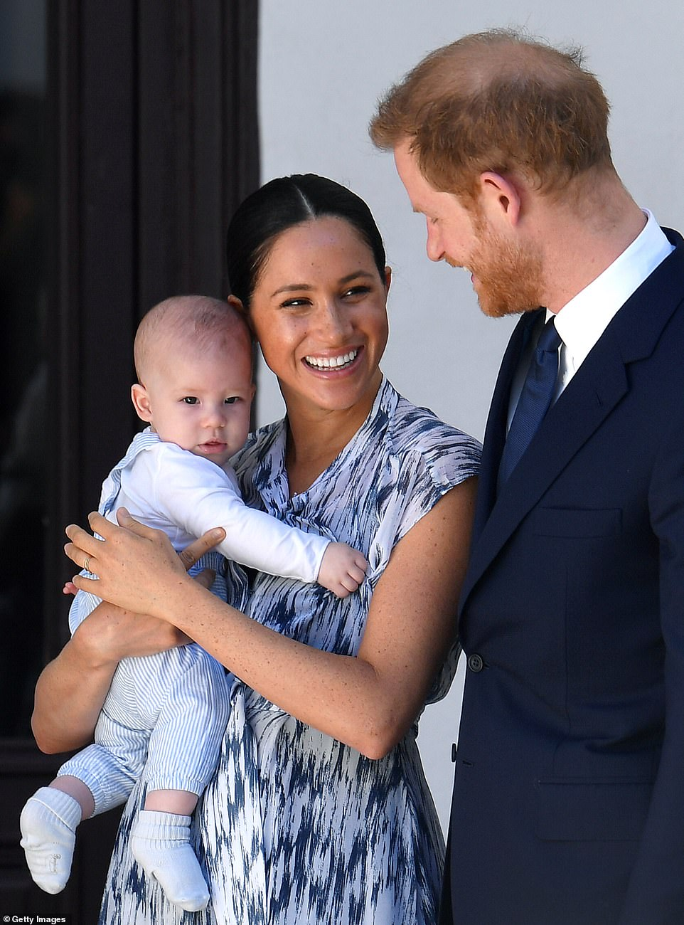 The Sussexes have been living in the Montecito home for six weeks