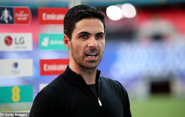 Arsenal head coach Arteta says that the former Chelsea player can be a very useful asset