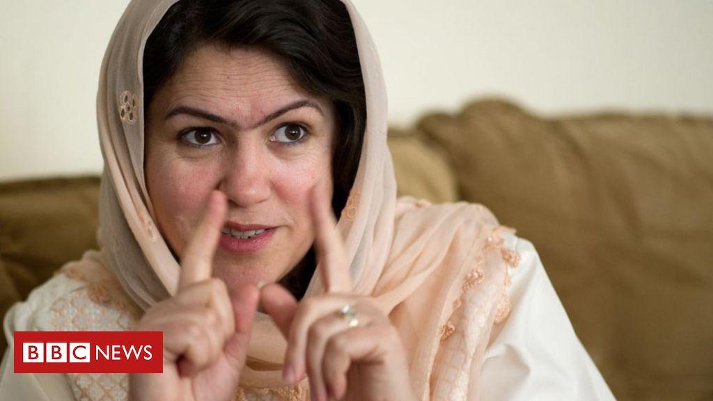 Fawzia Koofi: Afghan negotiator and campaigner shot by gunmen